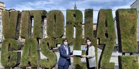Segittur otorga el certificado de Destino Turístico Inteligente a Vitoria-Gasteiz
