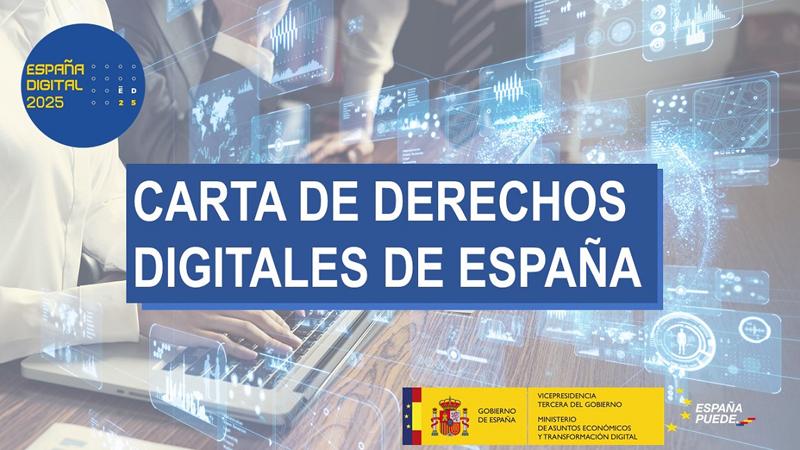 Borrador de la Carta de Derechos Digitales