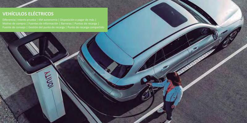 Las flotas de vehículos eléctricas y conectadas cobran importancia, según un estudio