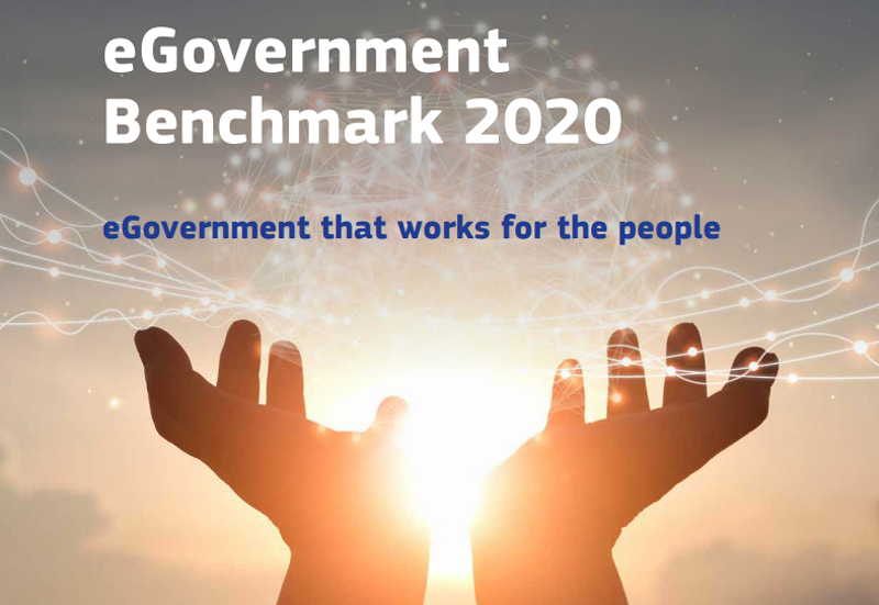 Informe eGovernment Benchmark 2020