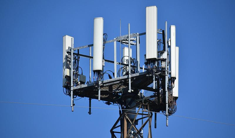 antena adaptada para el 5G