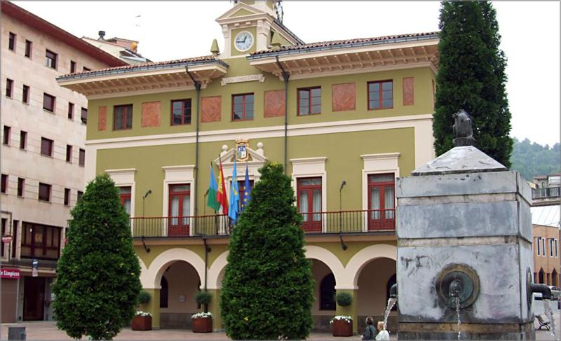 Ayuntamiento de Langreo, Asturias