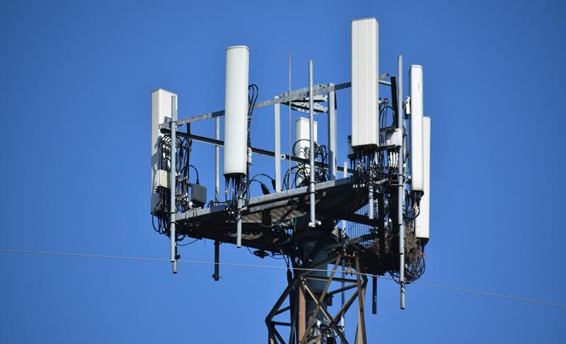 antenas 5G en Castilla-La Mancha