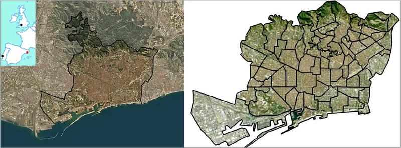 Barcelona, ciudad de validación del proyecto Resccue