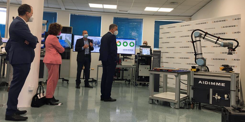 Un nuevo sistema ayuda a digitalizar los procesos productivos en la Comunidad Valenciana