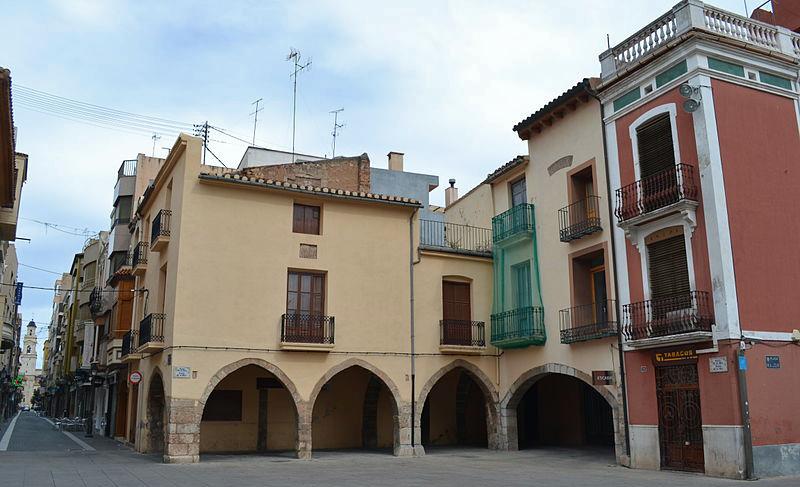 Plaza de la Villa, Vila-real (Castellón)