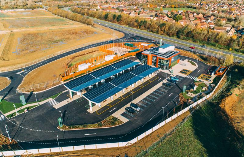 Electric Forecourt en Reino Unido