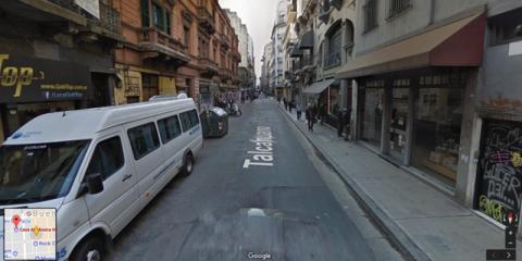 Implementación de una macromanzana en el área central de Buenos Aires