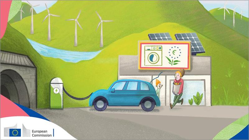 Políticas energéticas de la UE centradas en los Ciudadanos.