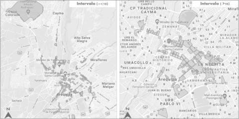 Análisis de los patrones de movilidad urbana inteligente en áreas metropolitanas – Proyecto Smart City Arequipa (Perú)