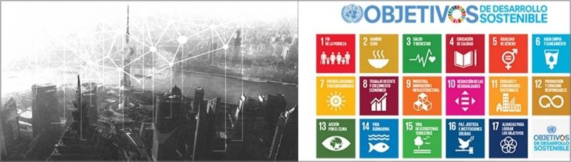 Adapt@ Fuente: WWW. Elena Turrado. & Figura 7. Objetivos de desarrollo sostenible. Fuente: WWW. UNN.