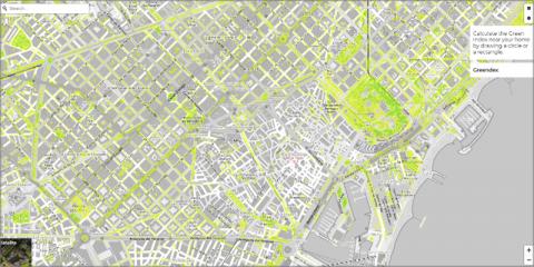 Índice de calidad de vida urbano a nivel de propiedad basado en datos satelitales