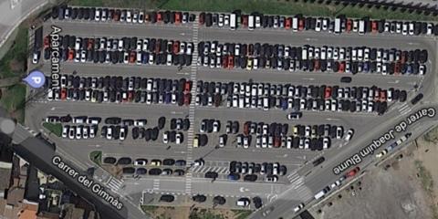 Implementación de aparcamiento inteligente, dos casos prácticos