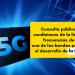 Consulta pública sobre la licitación de las frecuencias de 700 MHz para desplegar el 5G