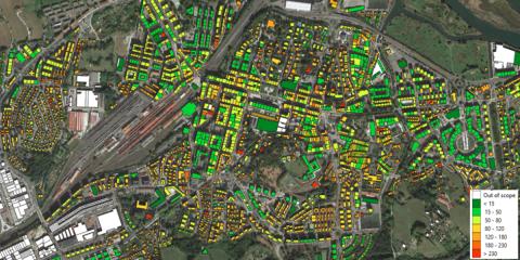 Planificación energética a escala municipal para facilitar su descarbonización a través de Enerkad y su aplicación en el caso de Irún