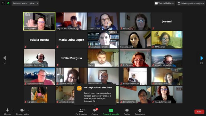 cursos Por Talento Digital de Fundación ONCE