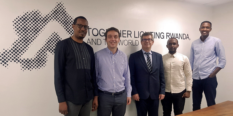 Salvi Lighting abrirá un nuevo centro de producción en la capital de Ruanda