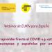 Webinar sobre estrategias urbanas europeas y españolas para un futuro resiliente