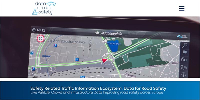 La DGT participa en Data for Road Safety, la iniciativa europea sobre movilidad conectada