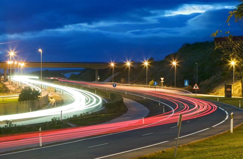 carreteras inteligentes 5G en Estados Unidos