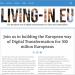 Nueva plataforma Living-in.eu para la digitalización de ciudades y regiones
