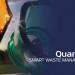 Gestión inteligente de residuos Quamtra de Wellness TechGroup