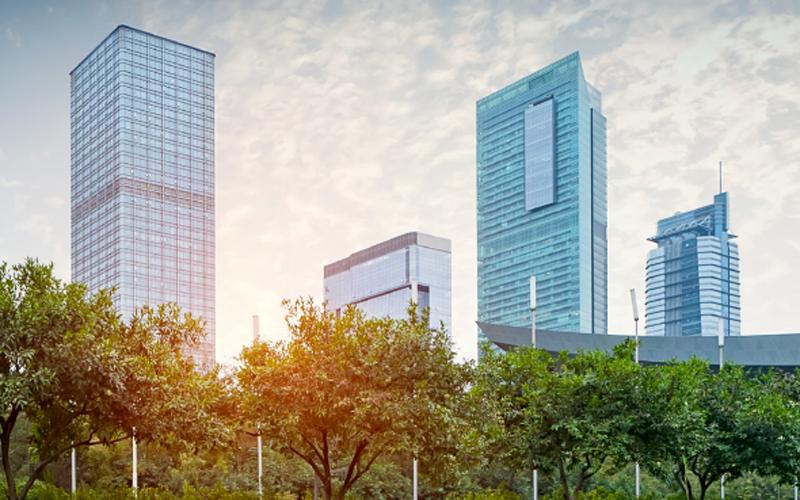 Net-Zero Carbon Cities: an integrated approach