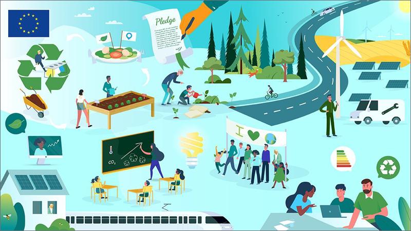 programa de aprendizaje entre pares del Pacto de los Alcaldes