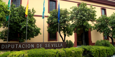La provincia de Sevilla adquiere fondos Feder para dos nuevas iniciativas inteligentes