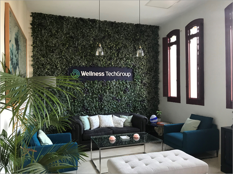 sala de juntas de Wellness Techgroup