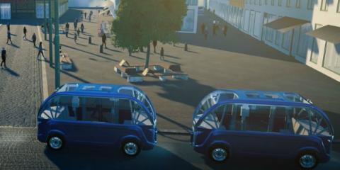 CoExist, un proyecto europeo que ha sentado las bases para el despliegue de vehículos conectados y automatizados en las ciudades