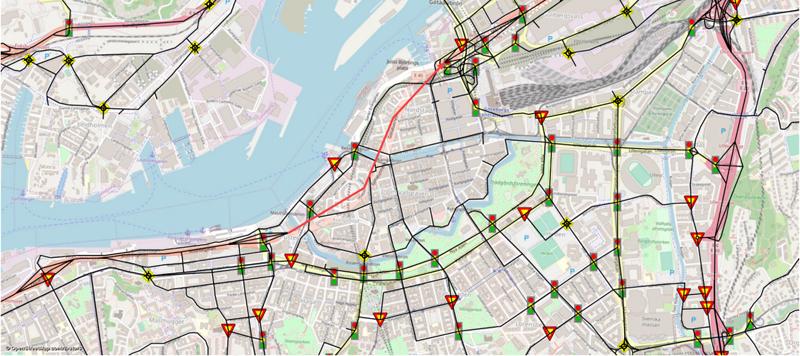 caso de uso de CoExist en Gotemburgo