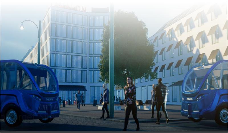 CAV en entorno urbano