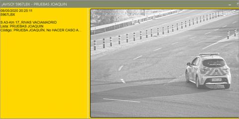 Sistema LPR fijo y móvil para la vigilancia y control de la seguridad ciudadana en general y la seguridad vial en particular
