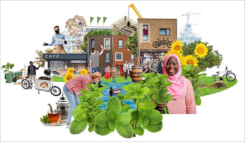 convocatoria ERA-NET Cofund Urban Transformation Capacities