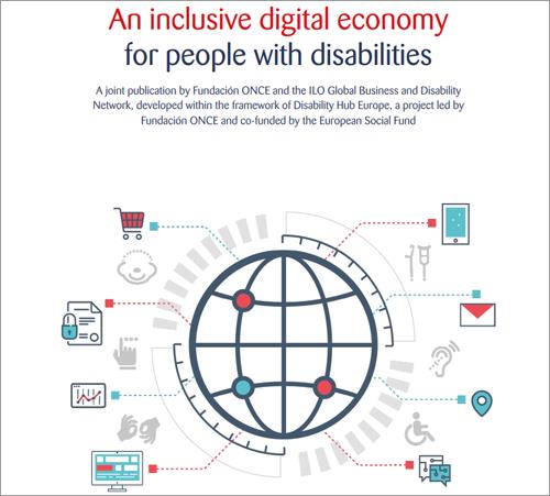 Estudio 'Hacia una economía digital inclusiva para las personas con discapacidad'