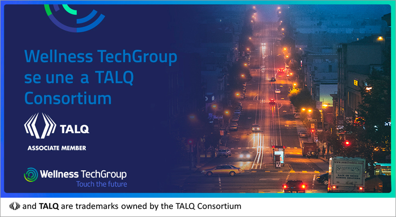 Wellness TechGroup, miembro asociado de TALQ Consortium