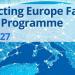 Acuerdo sobre 'Connecting Europe Facility' 2021-2027 para financiar la transición ecológica y digital