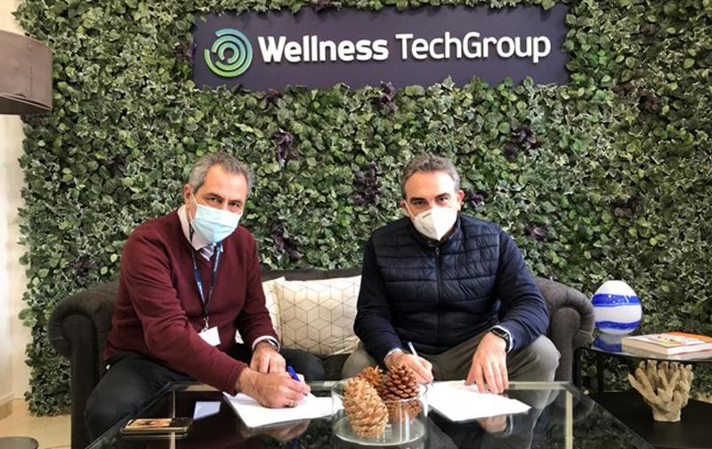 acuerdo entre Rurality Co. y Wellness TechGroup