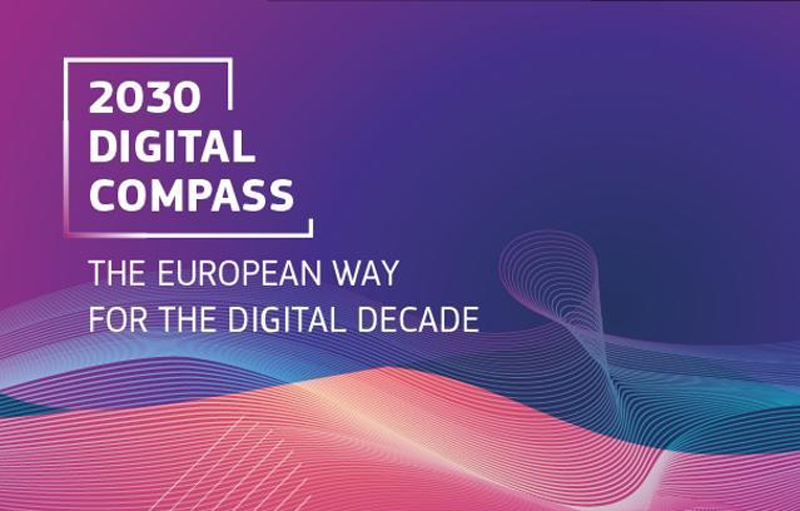 Brújula Digital 2030 de Europa