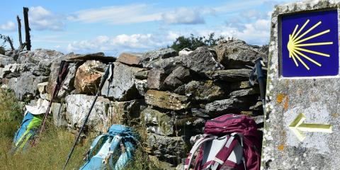 Fundación ONCE presenta su proyecto para hacer más accesible el Camino de Santiago Francés