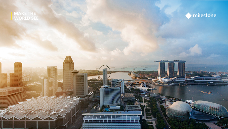 milestone contribuye al desarrollo de las smart cities