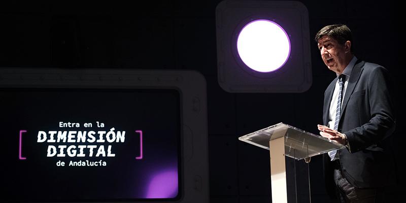 Nace la plataforma 'Andalucía Conectada' para favorecer la transformación digital de la economía