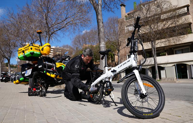 las bicicletas eléctricas de Littium incluirán la asistencia RACC Bici