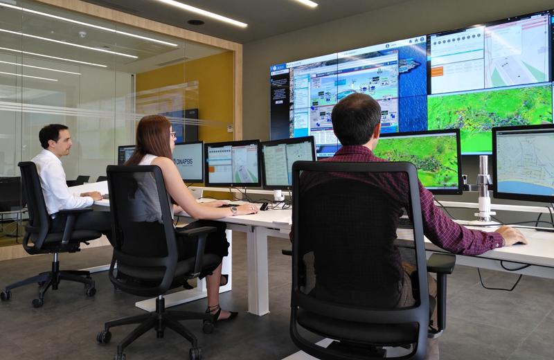 centro de innovación y digitalización Dinapsis de SUEZ