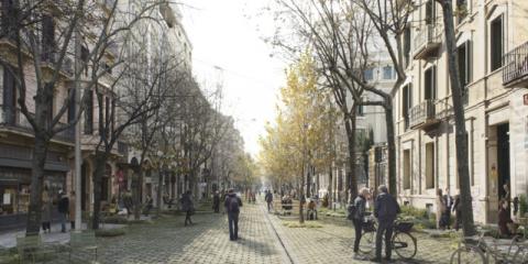 La Supermanzana de Barcelona, un nuevo modelo urbano sostenible para avanzar hacia una ciudad más saludable, próxima y humana