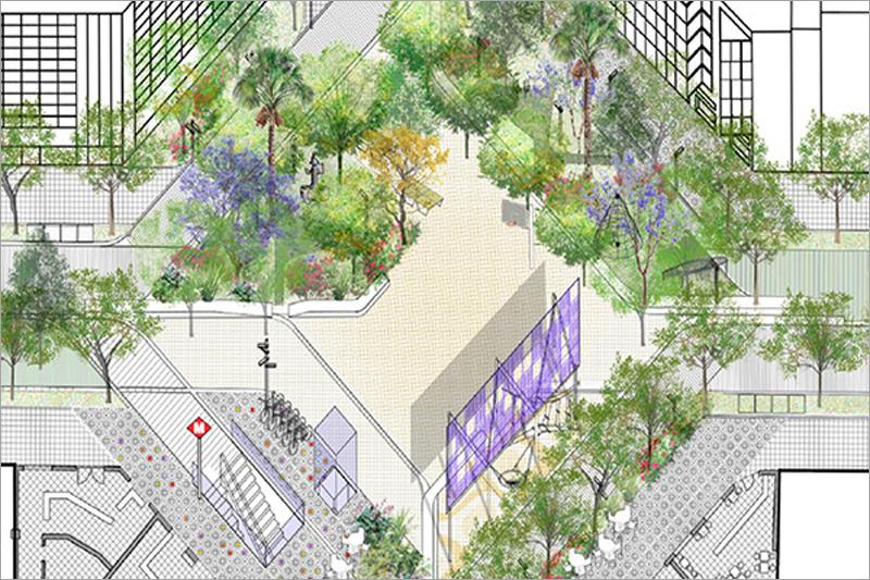 propuesta de plaza Superalcorque