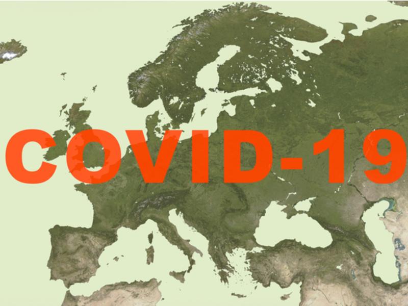 irrupción de la COVID-19 en la UE