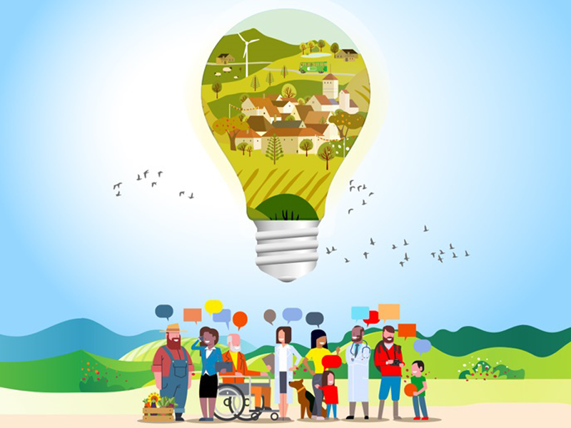 hacia zonas rurales inteligentes y resilientes en Europa