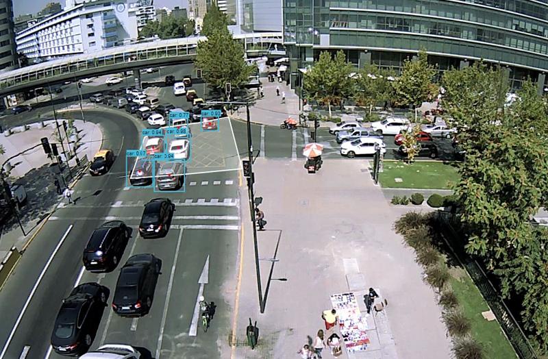 5G e IA para mejorar la movilidad en Chile
